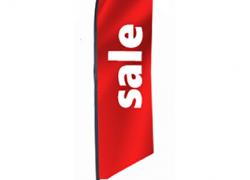 Плажен флаг Sale