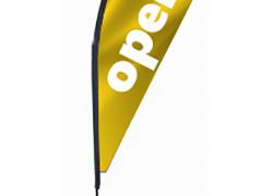 Флаг крило Open