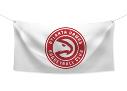 NBA Знаме Atlanta Hawks