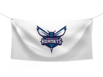NBA Знаме Charlotte Hornets