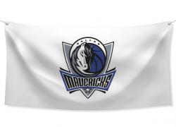 NBA Знаме Dallas Mavericks