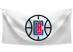 NBA Знаме Los Angeles Clippers