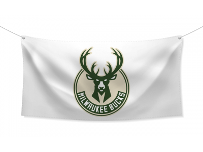 NBA Знаме Milwaukee Bucks