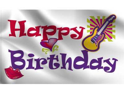 Знаме за детски рожден ден