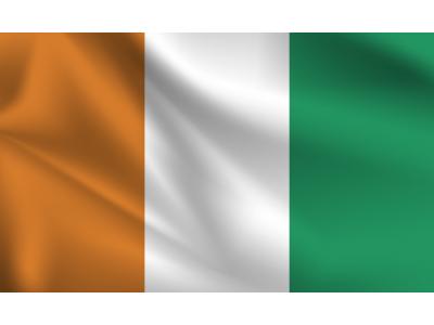 Знаме Кот д'Ивоар