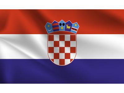 Знаме Хърватия