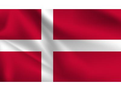 Знаме Дания