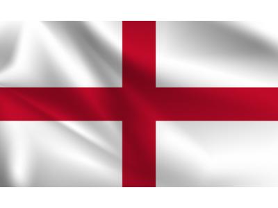 Знаме Англия