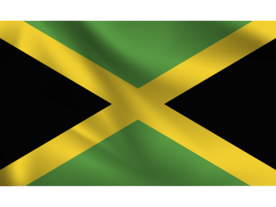 Знаме Ямайка
