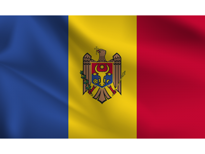 Знаме Молдова