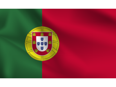Знаме Португалия