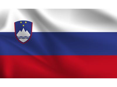 Знаме Словения