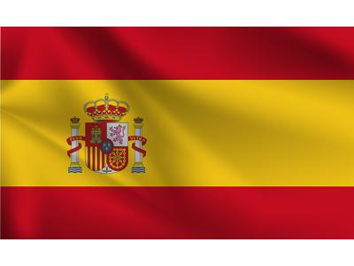 Знаме Испания