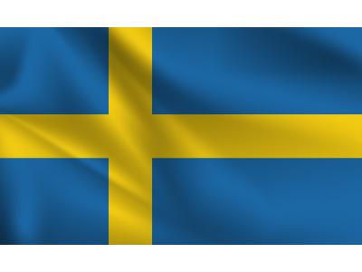 Знаме Швеция