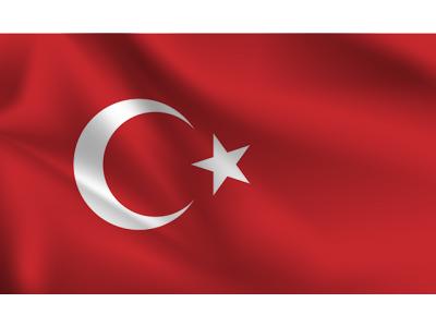 Знаме Турция