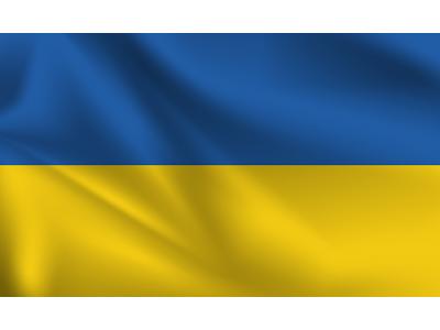 Знаме Украйна