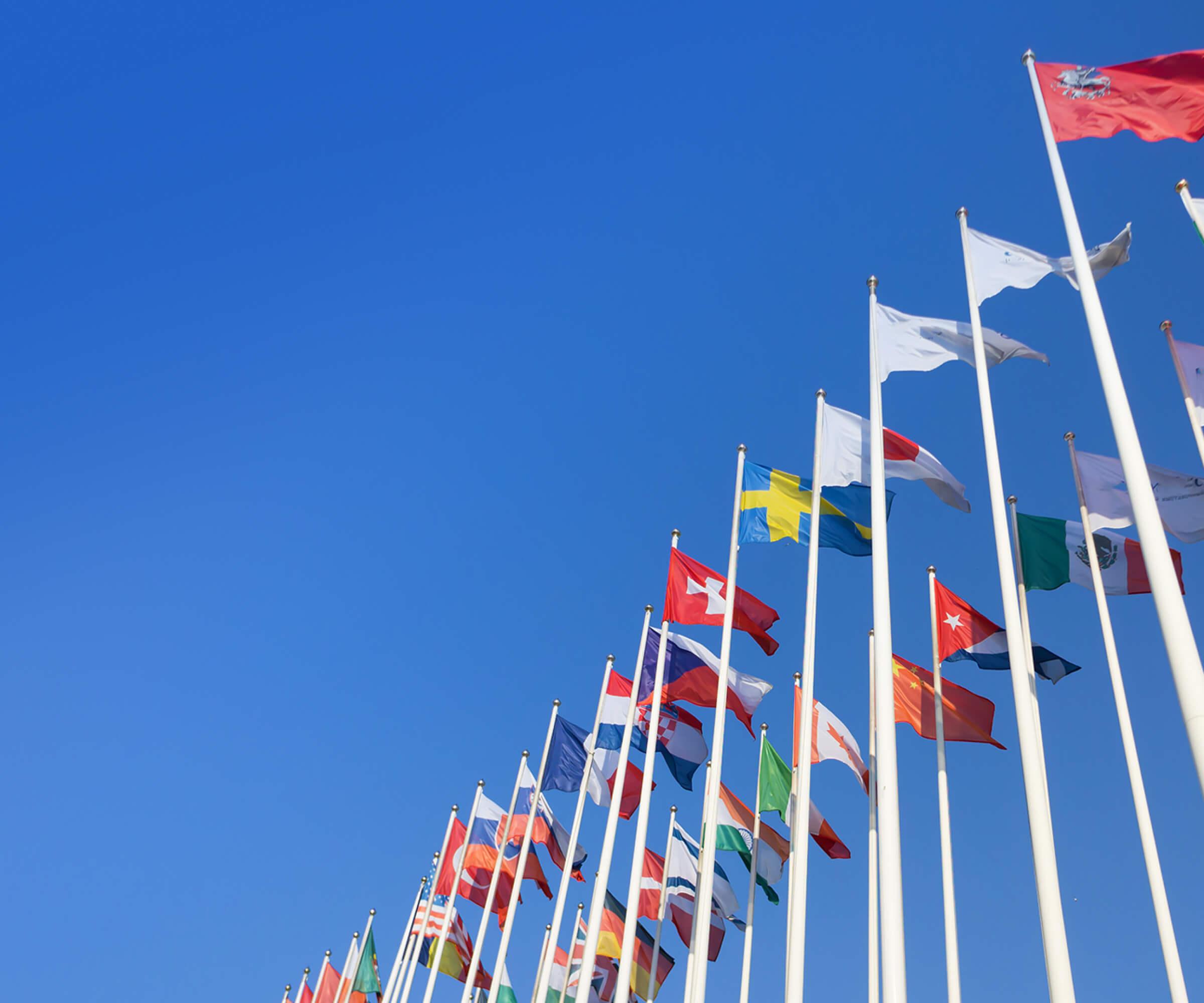 Каталог Национални Знамена и Флагове